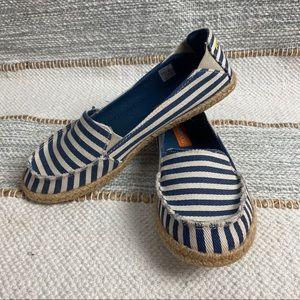 ROCKET DOG Espadrille Slip On Striped Shoes